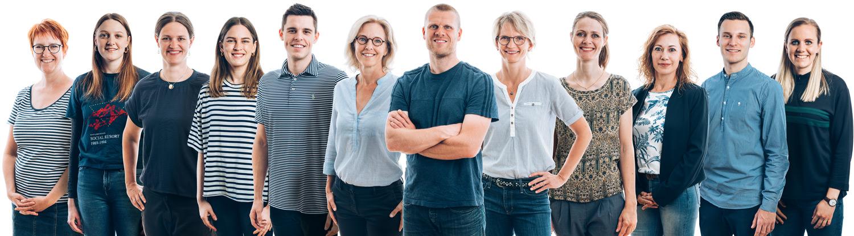 Hartvigsen & Hein kiropraktorteam i Odense C